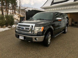 2010 Ford F150 Lariat 4x4 Local 1 Owner - $16995