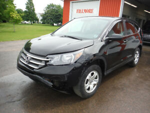 2014 Honda CR-V.....FILLMORE AUTO SALES