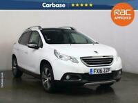 2016 Peugeot 2008 1.6 BlueHDi 120 Feline 5dr [Mistral] - MPV 5 Seats MPV Diesel