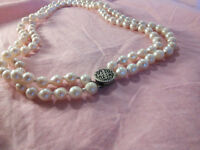GENUINE Akoya Pearl Necklace - Must Sell