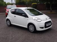 2010 (60 Plate) Citroen C1 Splash, Similar to the Peugeot 107 and Toyota Aygo.