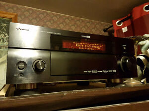 RX-V1800 7.1-Channel Digital Home Theater Receiver