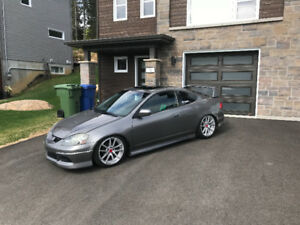Acura rsx type-s modifier bagged