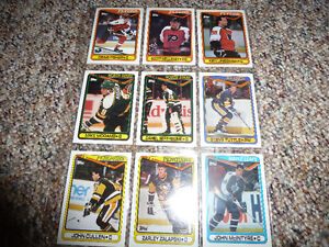 Lot of 12 Topps 1989/1990 Hockey Cards London Ontario image 1