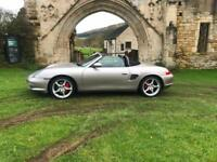 2003-03 Porsche Boxster S 3.2 Convertable manual