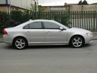 2009 Volvo S80 2.4 D SE Geartronic 4dr