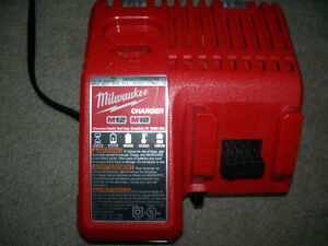 BRAND NEW M12 AND M18 BATTERY CHARGER