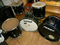 5 peice mixed drums
