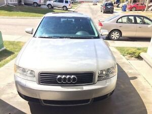 Audi A4 turbo engine for sale
