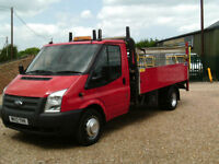Ford Transit 2.2TDCi 350 LWB DROPSIDE TRUCK FITTED TAILLIFT 125PS EURO 5