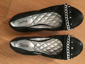 Girl's dress shoes - Justice Brand