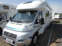 Autotrail chieftain Automatic 4 Berth Fixed Rear Bed Large Garage Motorhome