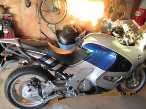 BMW K1200RS Motorcycle - Mint Condition
