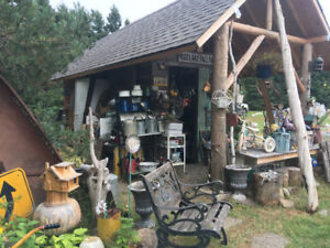 Pass Lake pickers present the 3rd Annual Yard Sale Extravaganza