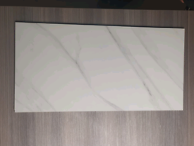 Digital Glazed Vitrified Carrera Tiles 60x30 And 60x60 NEW