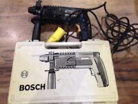 Bosch 110v hammer drill