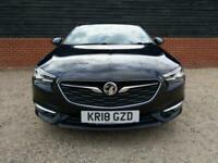 2018 Vauxhall Insignia 1.6 Turbo D ecoTEC BlueInjection Elite Nav Grand Sport (s