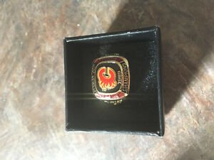 Calgary Flames Molson Stanley Cup Ring