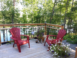 Vacation Rental on the St. Croix River