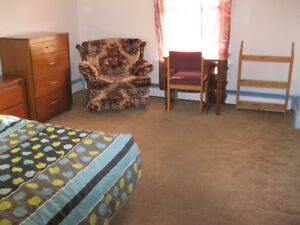 2 OF 3 BEDROOMS AVAILABLE IN STUDENT APARTMENT---SEPTEMBER
