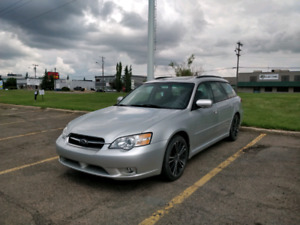 PRICE LOWERED AGAIN!2006 Subaru Legacy wagon special edition
