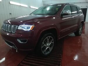 2019 Jeep Grand Cherokee Overland  - Leather Seats - $169.95 /Wk