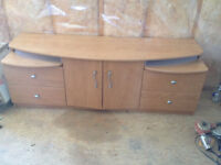3 Drawer Entertainment Cabinet