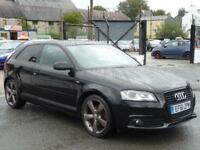 2012 Audi A3 2.0 TDI Black Edition 3dr