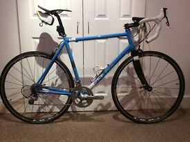 Kinesis Racelight T2 Winter Bike *Immaculate Condition*
