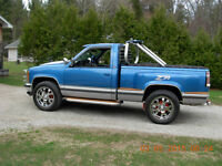 1990 GMC Z71 4x4 Pick up