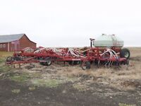 39' Morris Maxin Air Drill with 6240 tank
