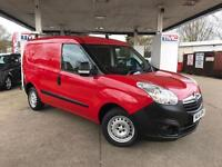 2014 Vauxhall Combo 1.3 CDTi 16v 2000 L1H1 Panel Van 3dr PANELVAN in RED