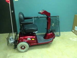 Chauffeur Mobility Scooter