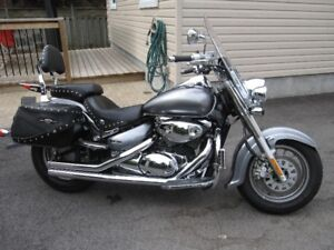 2007 Suzuki boulevard C50 Special Edition Fuel injected