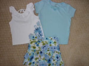 Girl's Gymboree Skort Outfit - size 5/6