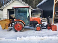 Kubota tractor $27500