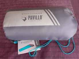 SLEEPING BAG, BRAND NEW, UNOPENED, WITH LABELS