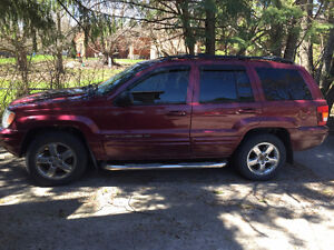 2003 Jeep Grand Cherokee Chrome SUV, Crossover