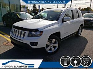 Jeep Compass North Awd , Cuir 2014