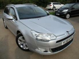 2009 CITROEN C5 EXCLUSIVE HDI ESTATE ESTATE DIESEL