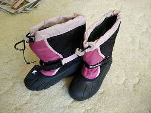 Brand new Sorel winter boots for girls, youth size 3 London Ontario image 1