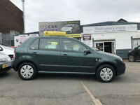 2007 SKODA FABIA Skoda Fabia 1.9 TDI AMBIENTE (AA BREAKDOWN COVER INCLUDED