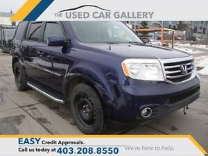 2015 Honda Pilot Touring 4WD 5AT, WINTER SET, AUTO start, DVD