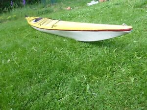 17 Foot Fibreglass Sea Kayak