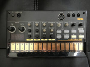 Korg Volca Beats Drum Machine Sequencer