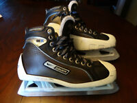 Goalie Skates - Nike/Bauer Supreme One95 top of the line hockey
