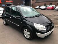 Renault Scenic 2.0 VVT 136 6sp Dynamique - 1 Yr MOT & AA Cover. Good condition
