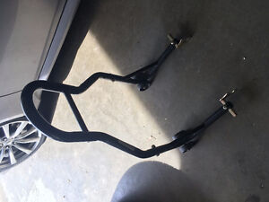 Adjustable Rear Motorcycle Stand