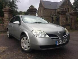 2006 (56) Nissan Primera 1.8 S ** No Advisory's On Previous Mot **