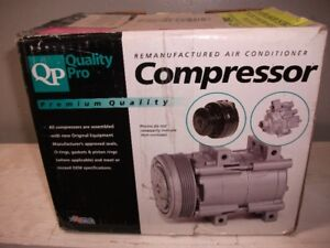 Reman Quality Pro AC Compressor for '94 F350 w/Power Stroke